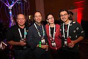 The Linux Foundation hosts its OPNFV Summit at the Hyatt Regency San Francisco Airport in Burlingame, California, on November 11, 2015. (Stan Olszewski/SOSKIphoto)