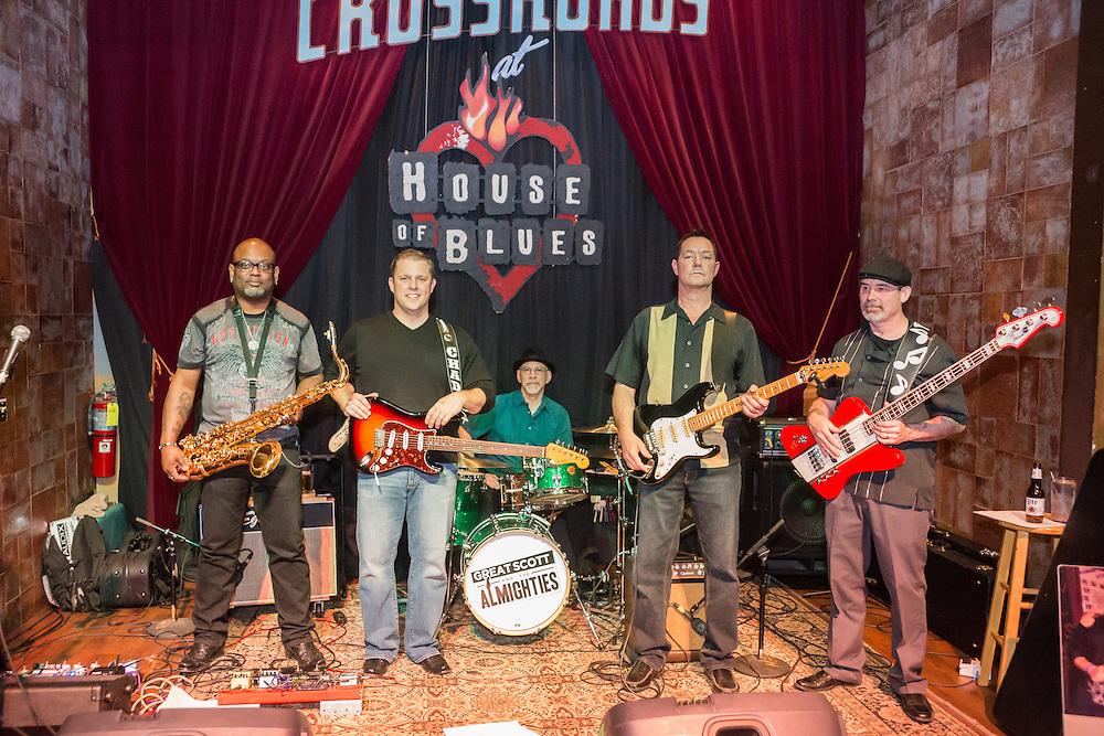 2015 House of Blues, Houston, Texas