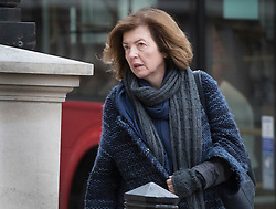© Licensed to London News Pictures. 07/11/2017. London, UK. Sue Gray, Director General, Propriety and Ethics at The Cabinet Office. A number of MPs have been accused inappropriate behaviour with the whip withdrawn from several and a cabinet minister forced to resign. Photo credit: Peter Macdiarmid/LNP
