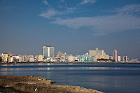 Stunning views of Havana can be had on the Malecon.