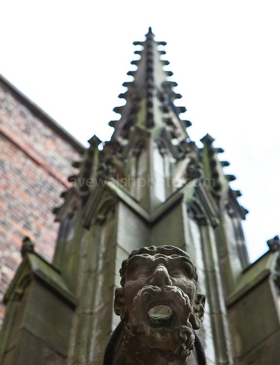 Gargoyle on the Dom Kerk, Utrecht