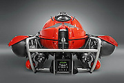 Be the next Jacques Cousteau... at a quite some cost though: The world's first 'subsea limousine' - that will set you back £1.5m<br /><br />Just because you're going to the bottom of the ocean, it doesn't mean you have to travel to the deep blue depths in discomfort.<br />That seems to be the message from Dutch company U-Boat Worx, who have recently developed their latest submersible - the £1.5million C-Explorer 5.<br />With five comfortable seats and an air conditioning system, it is being advertised as the 'world's first subsea limousine'.<br />It holds five people, has an air conditioning system, can dive down to 1,000 feet, and sports a full 360-degree acrylic pressure hull. Cruising speed is 3 knots underwater.<br />If you really want to vamp up your underwater experience - at a cost - you can add features such as an iPod sound system, bow-mounted LED lights, a sampling arm, an HD video camera system, imaging sonars, or an underwater modem.<br />'The idea of having your own submersible is indescribable,' said a company spokesman. 'Being able to dive wherever and whenever you want.<br />'When you come across pristine reefs or steep walls, you can take your submersible and become your own Cousteau.<br />'And, what better way to impress your friends than by taking them into the depths of the ocean on board your own sub?'<br />The developers also say that the vessel can be put to use for marine research: 'If desired the subs can be equipped to undertake dives of more than 12 hours, assuming that you do not need to move the sub around continuously.<br />'Moreover the sub can be used in a wide operational setting, usually limited by the capabilities of the support ship.'<br />U-Boat Worx has a range of submersible, of which the C-Explorer 5 is the largest and most luxurious. There is also the two-man C-Explorer 2 and the C-Explorer 3, which can carry three passengers.<br />© U-Boat Worx/Exclusivepix