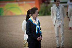 HRH Princess Ann<br /> Olympic Games Rio 2016<br /> © Hippo Foto - Dirk Caremans<br /> 09/08/16
