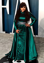 Ava DuVernay attending the Vanity Fair Oscar Party held at the Wallis Annenberg Center for the Performing Arts in Beverly Hills, Los Angeles, California, USA.