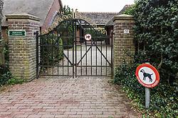 Sint Janskerkhof, Laren, Noord Holland