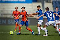 Fotball , 16 Juni 2020 , Eliteserien, Aalesund  - Molde , <br /> <br /> Niklas Fernando Castro , , aalesund<br /> , Foto: Srdan Mudrinic, Digitalsport
