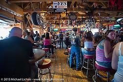 Bentley's Saloon in Arundel, Maine. USA. June 17, 2014.  Photography ©2014 Michael Lichter.