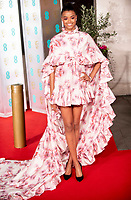 Ella Balinska at the BAFTAS After Party at Grosvenor House, London, England, UK 2nd  February, 2020.