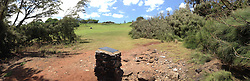Honokahua Burial Site (Panorama), Kapalua, Maui, Hawaii, US