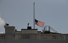 After Delay, Trump Orders Flags At Half-Staff For Annapolis Newspaper Attack - 03 July 2018