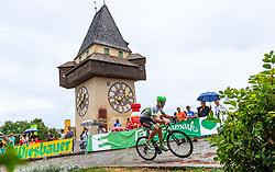 02.07.2017, Graz, AUT, Ö-Tour, Österreich Radrundfahrt 2017, 1. Etappe, Prolog, im Bild Ryan Mullen (IRL, Cannondale Drapac Professional Cycling Team) // during Stage 1, Prolog of 2017 Tour of Austria. Graz, Austria on 2017/07/02. EXPA Pictures © 2017, PhotoCredit: EXPA/ JFK