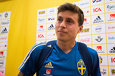 Sweden Training and Press Conference - 05 June 2018