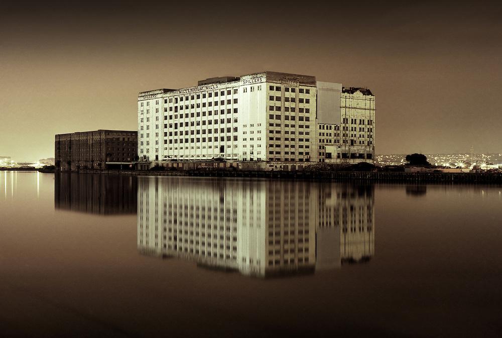 Spillers Factory, London Docklands, London