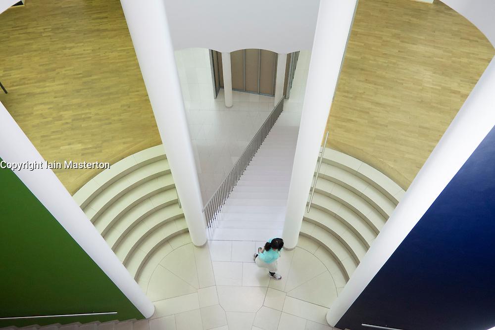 Museum of Modern Art in Frankfurt Germany