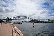 Australia, New South Wales, Sydney Harbour Bridge