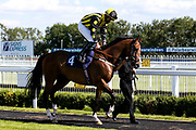 Derry Boy ridden by Rossa Ryan trained by David Evans - Mandatory by-line: Robbie Stephenson/JMP - 22/07/2020 - HORSE RACING - Bath Racecoure - Bath, England - Bath Races