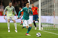 Mesut Ozil (Germany) during the International Friendly Game football match between Germany and Spain on march 23, 2018 at Esprit-Arena in Dusseldorf, Germany - Photo Laurent Lairys / ProSportsImages / DPPI