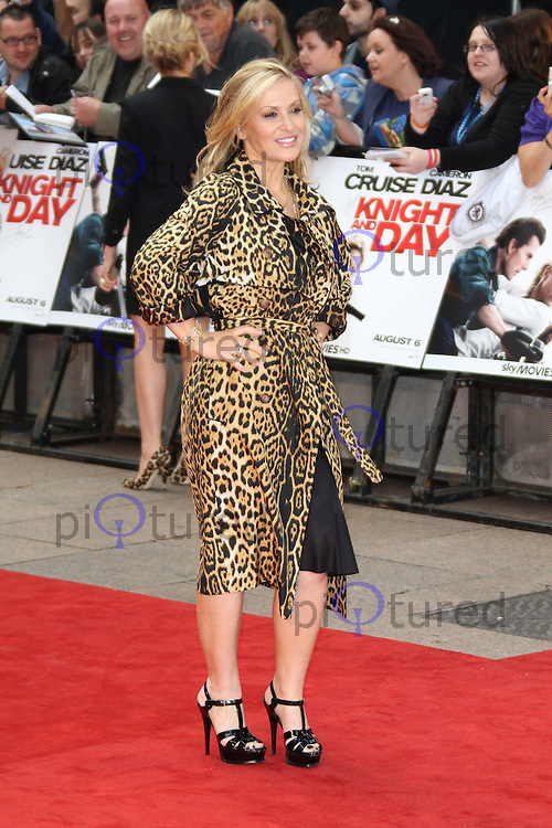 Anastacia Knight and Day UK Premiere, held at the Odeon Cinema, Leicester Square, London, UK, 22 July 2010: For piQtured Sales contact: Ian@Piqtured.com +44(0)791 626 2580 (Picture by Richard Goldschmidt/Piqtured)