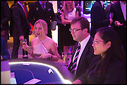 ANNEE FAY; CHRIS FAY, Quintessentially Foundation Poker Night,  annual poker night,  to raise money for Right to play, Greenhouse and Place2Be. Savoy. 13 November 2014.