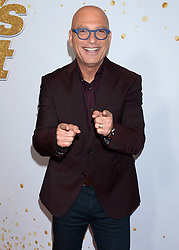 America's Got Talent Season 13 Live Show and Red Carpet at the Dolby Theatre. 21 Aug 2018 Pictured: Howie Mandel. Photo credit: Scott Kirkland/PictureGroup / MEGA TheMegaAgency.com +1 888 505 6342