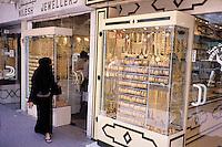 Emirats Arabes Unis, Dubaï, Souk de l'or // Golden souk, Dubaï Emirate, United Arab Emirates
