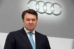 Germany, Neckarsulm - May 23, 2019.Annuan general meeting of Audi AG.Bram Schot (Credit Image: © Sepp Spiegel/Ropi via ZUMA Press)