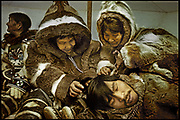 Inuit Grooming, Baffin Island, Canada - MARIE CLAIRE (Spain)