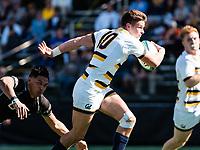 February 10, 2018; Witter Rugby Field, Berkeley, California, USA; Rugby: California Golden Bears vs Utay Valley Wolverines; Jamie Howells<br /> <br /> Photo credit: Kelley L Cox- KLC fotos