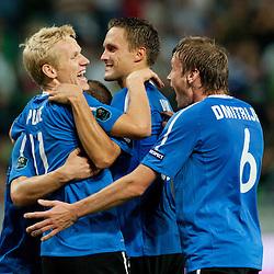 20110902: SLO, Football - UEFA EURO 2012, Qualifications, Slovenia vs Estonia