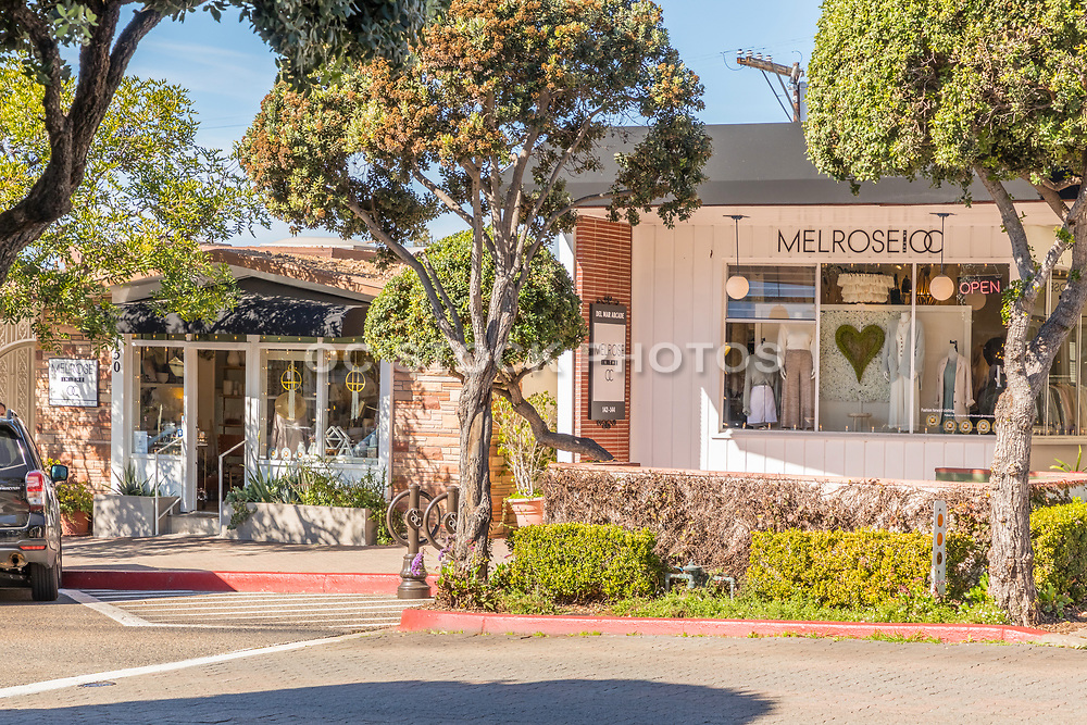 Melrose in the OC Clothing Store on Avenida Del Mar in San Clemente