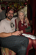 VIVIENNE WESTWOOD; ANDREAS KRONTHALER, Nick Cave and the Bad Seeds with The Vampire's Wife and Matchesfashion.com party to celebrate the end of their 2017 World tour. Lou lou's. Hertford St. Mayfair.