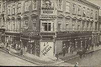 [Zagreb : Ilica]. <br /> <br /> Impresum[S. l. : s. n., oko 1924].<br /> Materijalni opis1 razglednica : tisak ; 8,9 x 13,8 cm.<br /> Vrstavizualna građa • razglednice<br /> ZbirkaZbirka razglednica • Grafička zbirka NSK<br /> ProjektPozdrav iz Zagreba • Pozdrav iz Hrvatske<br /> Formatimage/jpeg<br /> PredmetZagreb –– Ilica<br /> Jezikhrvatski<br /> Obuhvat(vremenski)20. stoljeće<br /> NapomenaPutovala je 1924. godine.<br /> PravaJavno dobro<br /> Identifikatori000946308<br /> NBN.HRNBN: urn:nbn:hr:238:332342 <br /> <br /> Izvor: Digitalne zbirke Nacionalne i sveučilišne knjižnice u Zagrebu
