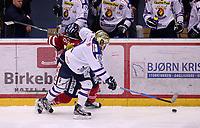Ishockey , Get - ligaen ,<br /> Kvartfinale 7/7<br /> 16.03.2012 <br /> Kristins Hall<br /> Lillehammer I.K  v Sparta Sarpsborg  <br /> Foto:Dagfinn Limoseth  -  Digitalsport<br /> Brandon Buck , Sparta