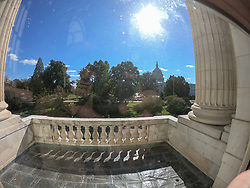 View Of US Capitol