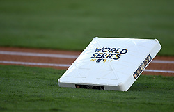 October 24, 2017 - Los Angeles, California, U.S. - World Series baseball game between the Houston Astros and the Los Angeles Dodgers at Dodger Stadium on Tuesday, Oct. 24, 2017 in Los Angeles. (Photo by Keith Birmingham, Pasadena Star-News/SCNG) (Credit Image: © San Gabriel Valley Tribune via ZUMA Wire)