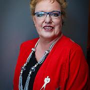 NLD/Hilversum/20121206 - Presentatie Ali B. op volle toeren, Astrid Nijgh