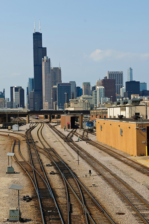 Chicago urban landscapes - Thursday, July 17th. ©2014 Brian J. Morowczynski ViaPhotos