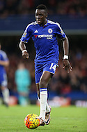 Bertrand Traore of Chelsea in action. Barclays Premier league match, Chelsea v AFC Bournemouth at Stamford Bridge in London on Saturday 5th December 2015.<br /> pic by John Patrick Fletcher, Andrew Orchard sports photography.