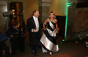 Princess Corinna zu Sayn-Wittgenstein; Donald Moore: Corinna Sayn-Wittgenstein, Belle Epoche gala fundraising dinner. National Gallery. 16 March 2006. ONE TIME USE ONLY - DO NOT ARCHIVE  © Copyright Photograph by Dafydd Jones 66 Stockwell Park Rd. London SW9 0DA Tel 020 7733 0108 www.dafjones.com