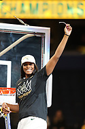 Baylor NCAA 2019 Women's National Basketball Champion after defeating Norte Dame 82-81
