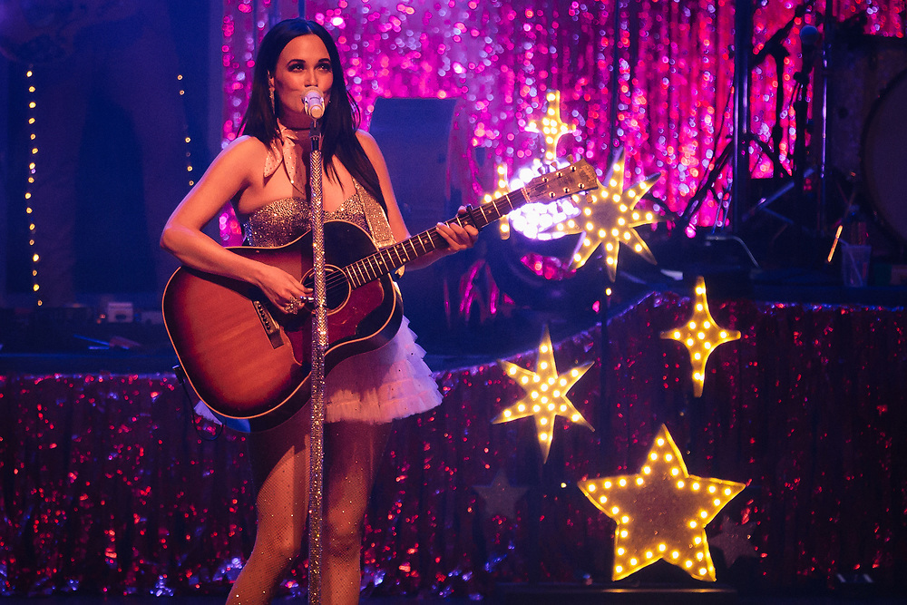 January 21, 2016 -- Dallas, TX: Kacey Musgraves headlines a sold-out hometown show at The Majestic Theater