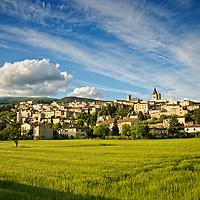 Umbria Italy Stock Photography