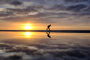 2017-12-19 - Compton Bay Sunset