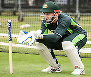 Australia Cricket Practice 150715