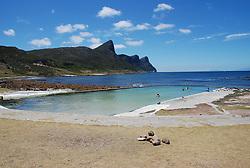 Cape Town tidal pool
