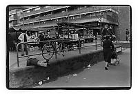 Watney Market, Shadwell, London, 1982. South-East London, 1982