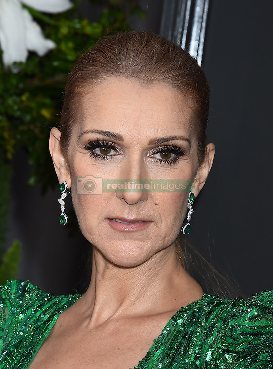 Celebrities arrive on the red carpet for the 59th Grammy Awards held at the Staples Centre in downtown Los Angeles, California. 12 Feb 2017 Pictured: Celine Dion. Photo credit: MEGA TheMegaAgency.com +1 888 505 6342