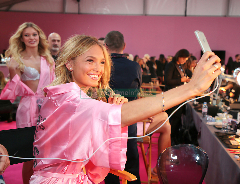 Victoria's Secret Fashion Show - Hair and Makeup, Paris, 2016, Paris, France. 30 Nov 2016 Pictured: Romee Strijd. Photo credit: MEGA TheMegaAgency.com +1 888 505 6342