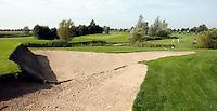 ALMKERK - De bekende Bielzenbak op de korte holes van Golfclub Almkreek. COPYRIGHT KOEN SUYK