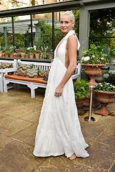Kalita Al Swaidi at The Ivy Chelsea Garden's Annual Summer Garden Party, The Ivy Chelsea Garden, 197 King's Road, London England. 9 May 2017.<br /> Photo by Dominic O'Neill/SilverHub 0203 174 1069 sales@silverhubmedia.com